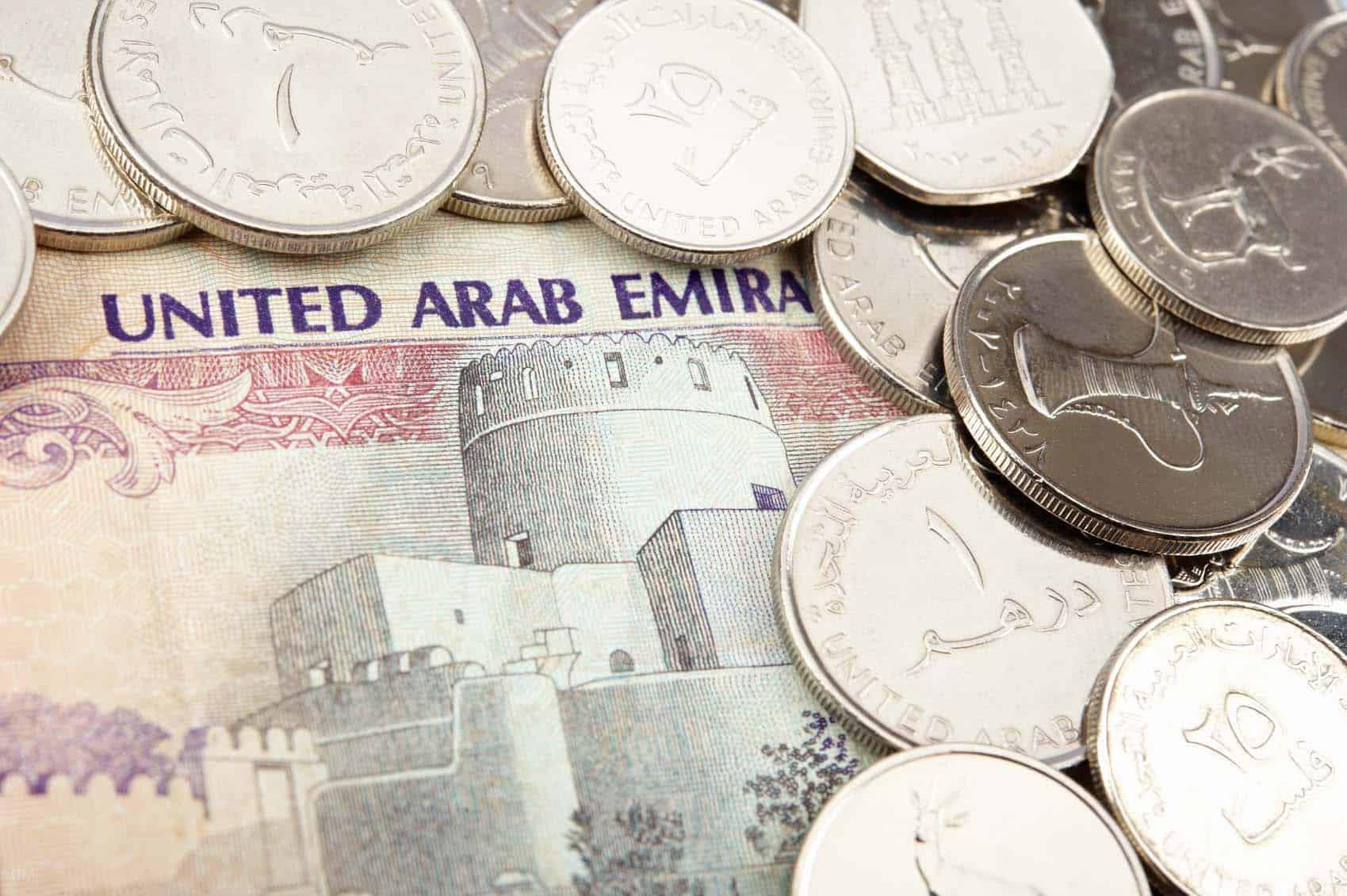 currency of Dubai