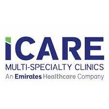 iCare Clinic Dubai Logo