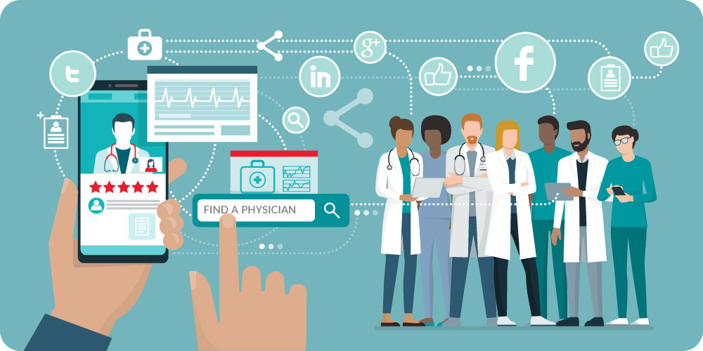 Benefits Of Using Social Media For Healthcare
