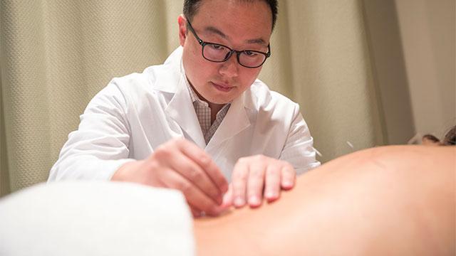 Find an Acupuncturist