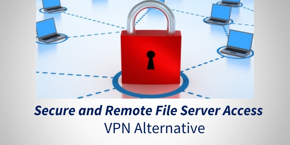 Secure and Remote File Server Access